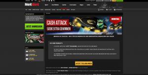 NetBet Cash Attack