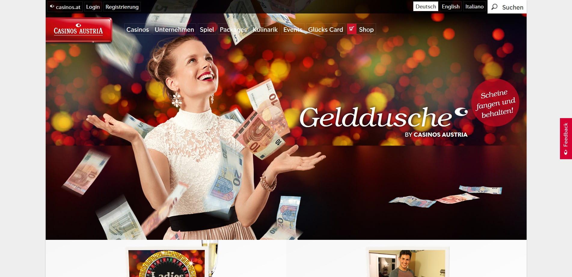 Casino Austria Roulette