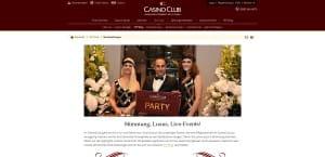 CasinoClub Live-Roulette-Event