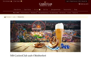 CasinoClub Oktoberfest