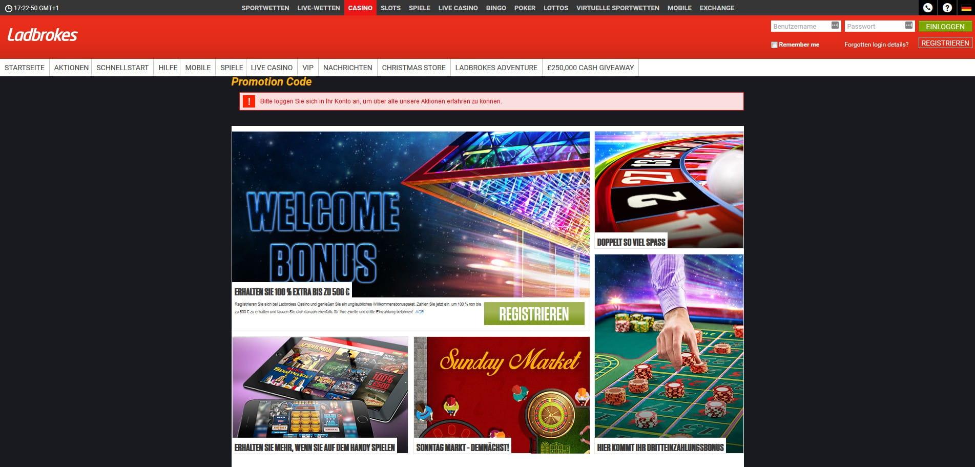 deutsche casinos poker