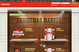 Ladbrokes Christmas Market