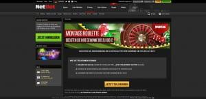 Montags Roulette Bonus