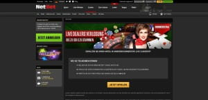NetBet Donnerstag Live Cashdrop
