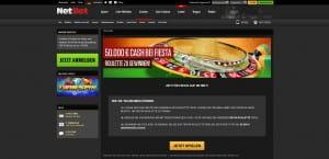 NetBet Fiesta Roulette